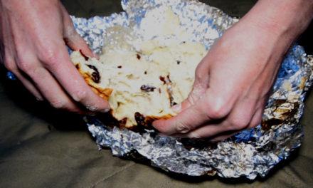 Damper: Australian Campfire Bread Recipe