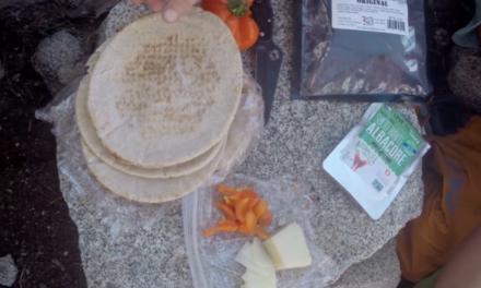 Long Distance Pita Sandwich Recipe