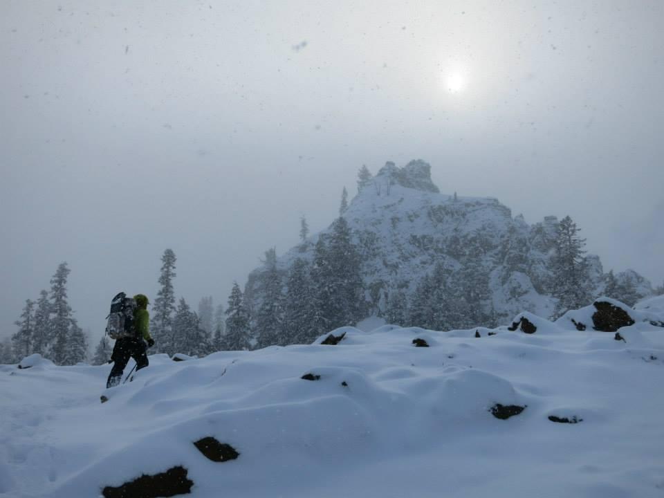 PCT Winter Thru Hike