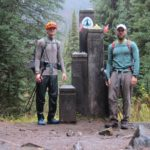 Pacific Crest Trail Food