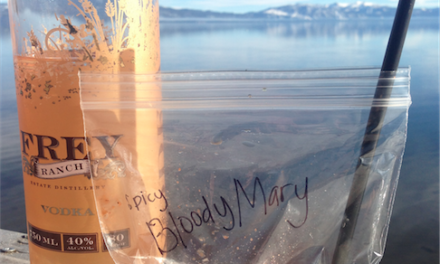 Camping Bloody Mary Recipe
