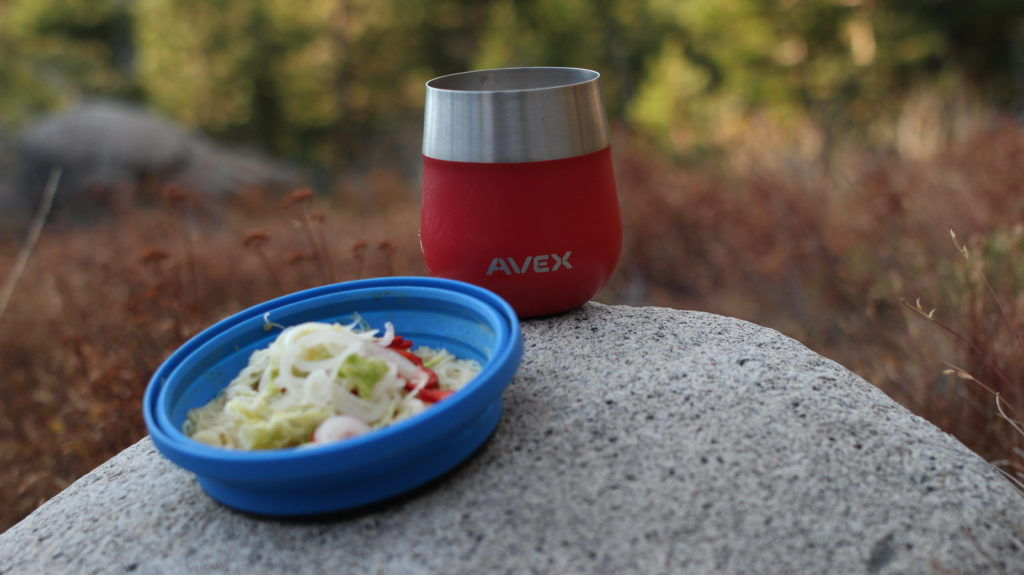 Ultralight cheap backcountry meal
