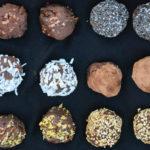 Delicious healthy truffle recipe