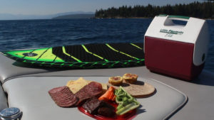 Boat food and snacks