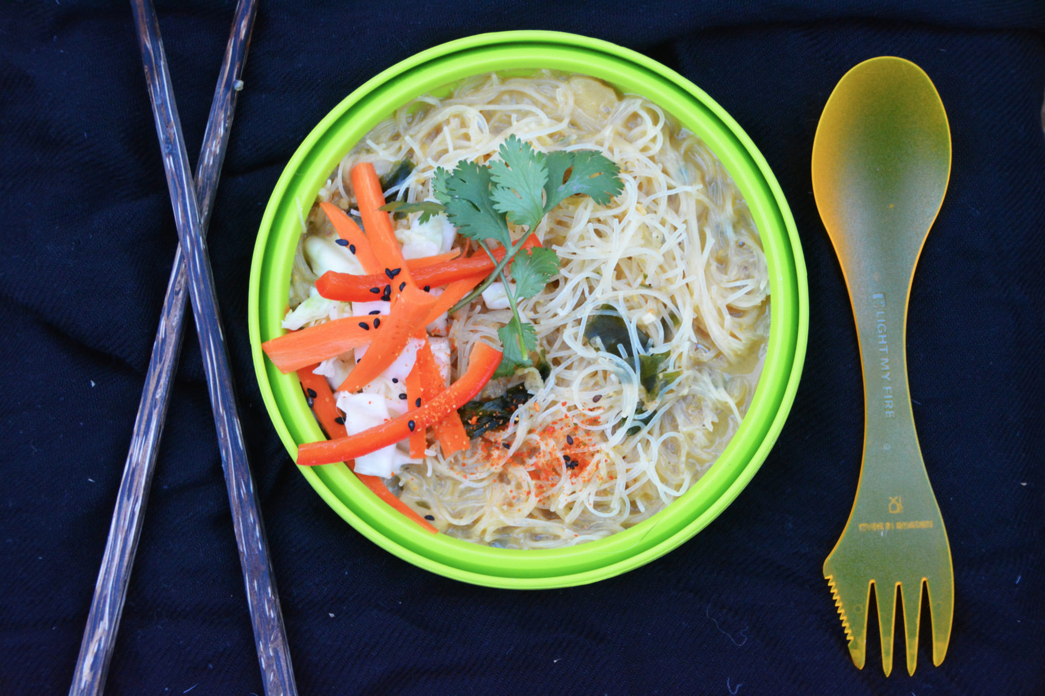 how to make a noodle bowl