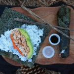 Camping Sushi Hand Rolls