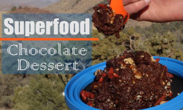 Superfood Chocolate Dessert