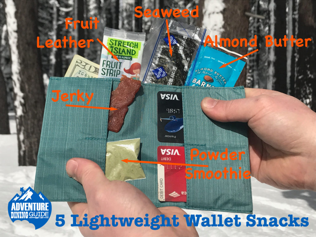 Top 5 Wallet Snacks Allett
