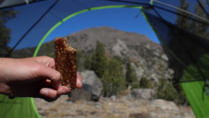 Trail Bars snack outdoors cooking food