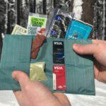 Snacks That Fit Inside A Wallet