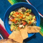 Ceviche Recipe outdoor cooking healthy recipe