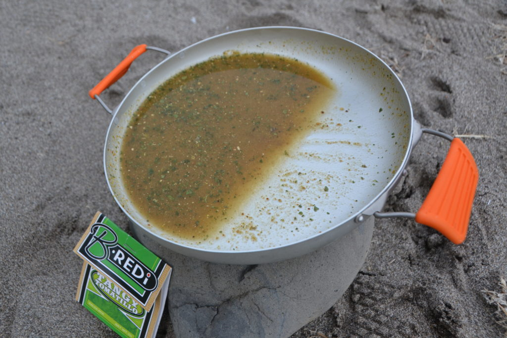 trail food enchilada sauce