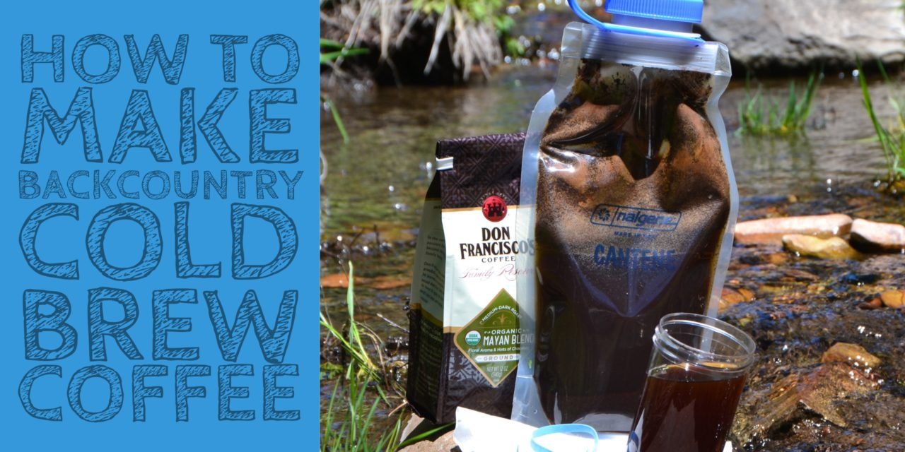 Backcountry Cold Brew Coffee