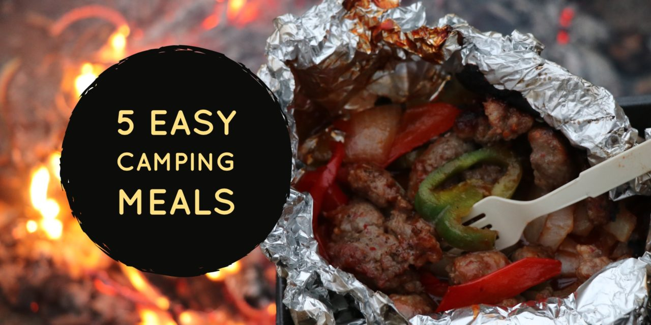 5 Easy Camping Meals