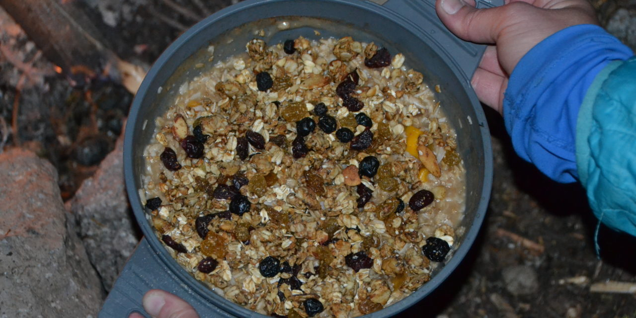 Tropical Fruit Crumble Recipe