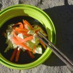 Ziplock Pickled Vegetables