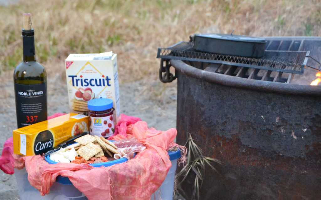 camping appetizer recipe