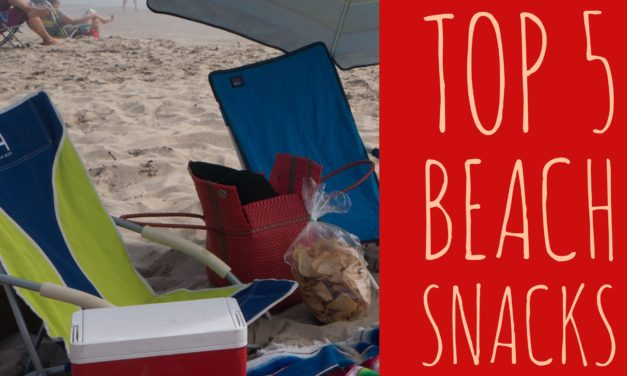 Best Beach Snacks