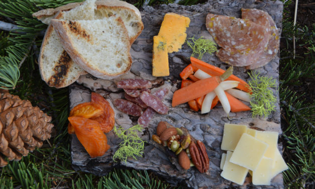 Wilderness Charcuterie Plate