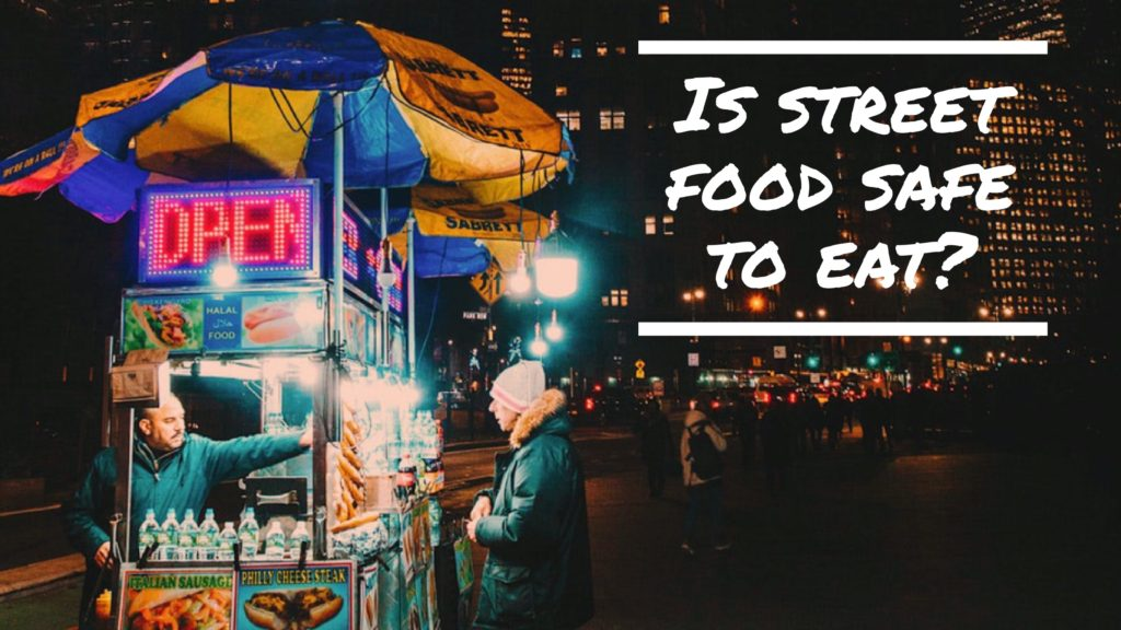 How to eat street food