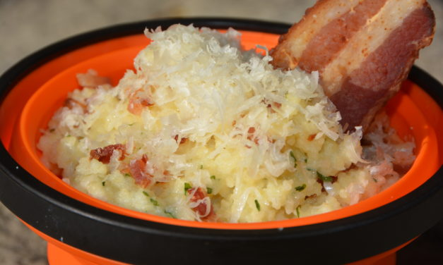 Easy Bacon Mac and Cheese
