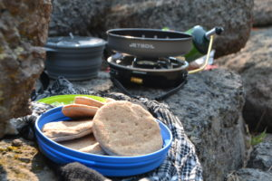 How to make pulled pork sandwiches in the backcountry