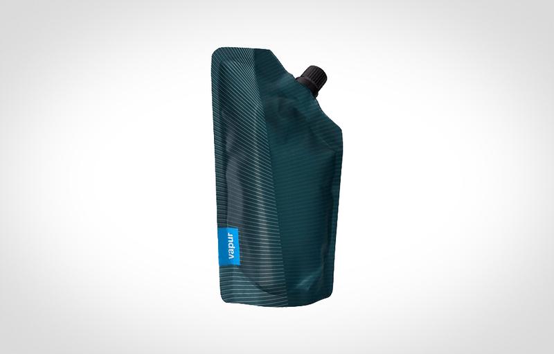 Flexible Flask Backpacking